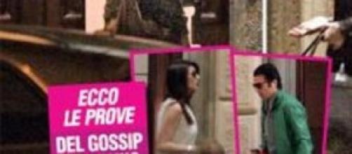 Gigi Buffon e Ilaria D'Amico insieme, scoop di Chi