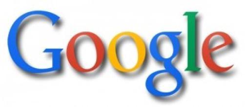 Il logo che dal 2013 ha adottato Google