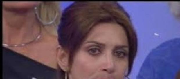 Barbara De Santi in lacrime. Perchè?