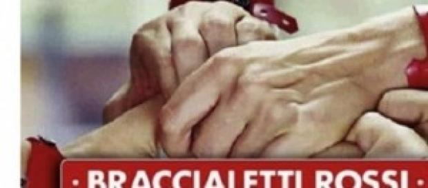 Braccialetti Rossi diventa americano