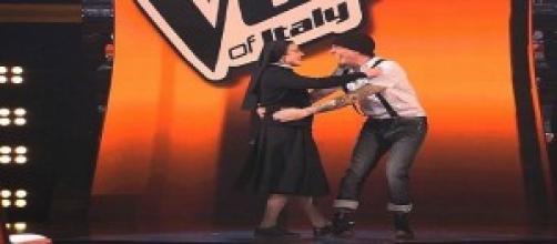 J-Ax difende Suor Cristina da Emma Marrone