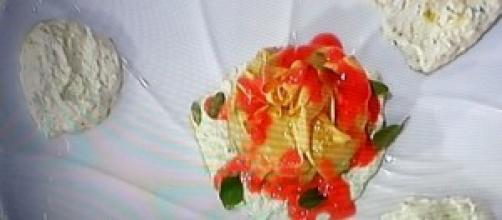 Lasagnetta ortolana croccante