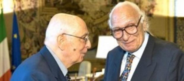 Napolitano e Pannella per amnistia e indulto 2014
