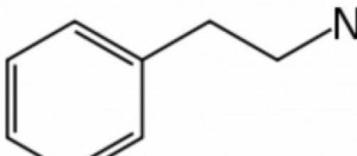formula feniletilamina: innamoramento