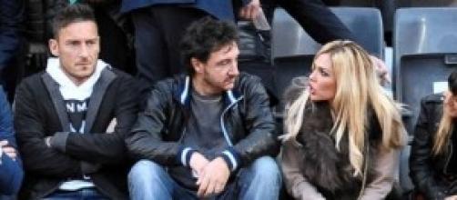 Gossip news, Francesco Totti e Ilary Blasi