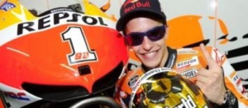 Marc Marquez, contratto con Honda 2014