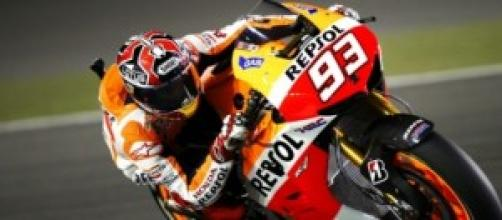 marc marquez derapata motogp 2014