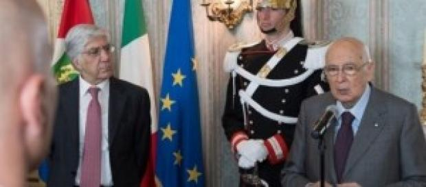 Amnistia e indulto 2014, l'appello di Napolitano