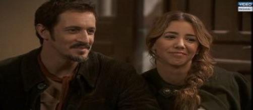 Il Segreto gossip news, Alfonso ed Emilia, è amore