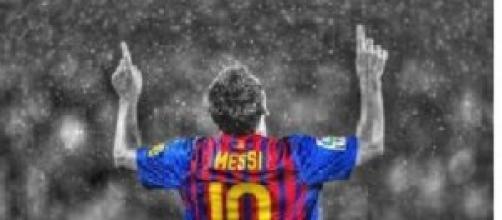 Leo Messi - Stella del Barcellona