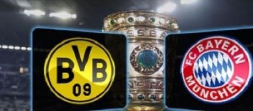 Bayern Monaco-Borussia Dortmund, finale DFB Pokal