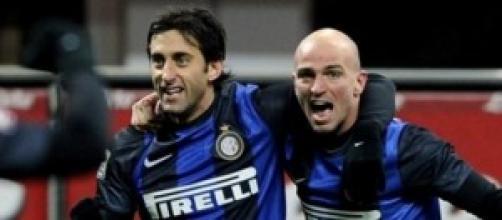 Cambiasso, Milito e Samuel fuori dall'Inter.