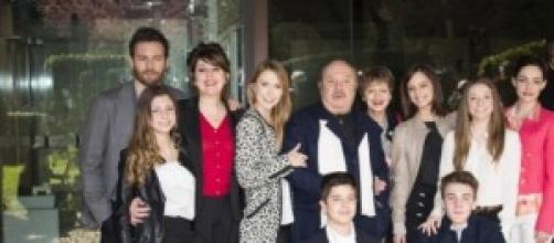 Il cast di 'Un medico in famiglia 9'
