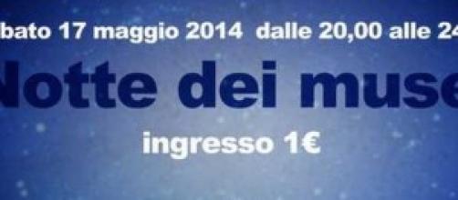 Notte dei musei stasera museo 1 euro 17 maggio