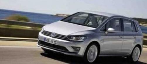 Volkswagen Golf Sportsvan, design