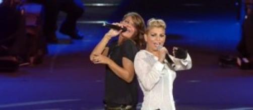 19 maggio 2014, Alessandra Amoroso live a Verona