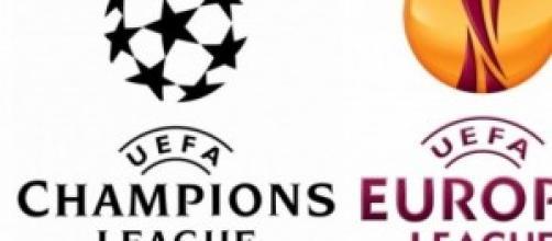 Champions League ed Europa League