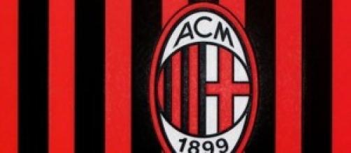 Lo stemma dell'AC Milan nata nel 1899