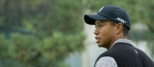 Tiger Woods, ex numero uno del golf mondiale