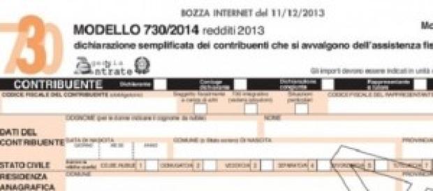 Modello 730 istruzioni: scadenza e documenti