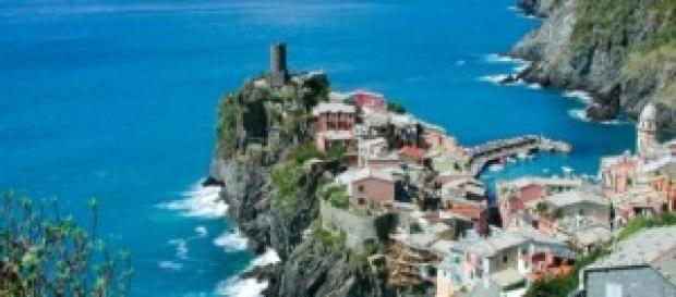 Vacanza alle Cinque Terre