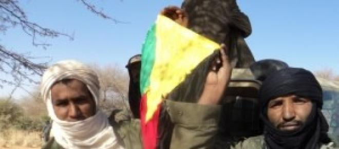 Rebeldes tuareg en Mali, Africa