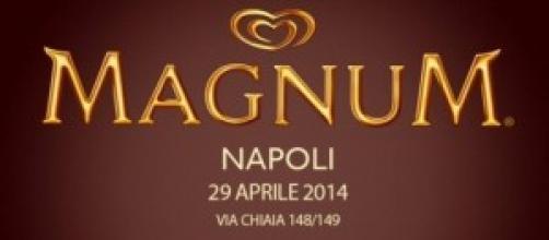 Apertura Magnum Store a Napoli