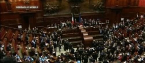 Aula Camera dei Deputati