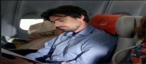 Lorenzo, protagonista di 'Un medico in famiglia 9'