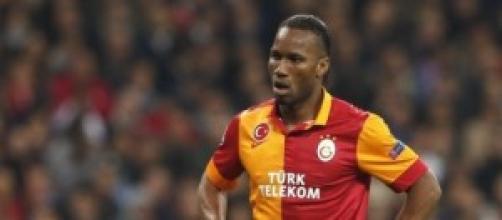 Il Milan vuole l'attaccante ex-Chelsea Drogba