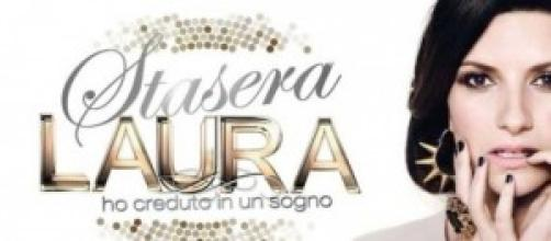 Lo show di Laura Pausini, stasera in Tv