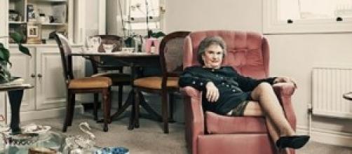 Sheila Vogel-Coup escort a 85 anni.