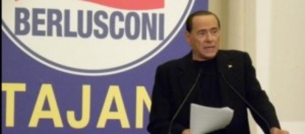 Europee, Berlusconi in campo - FOTO MIA