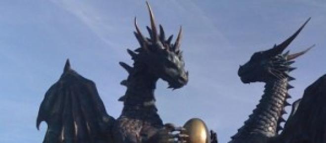 Die Drachenkugel, eine tolle Geschichte