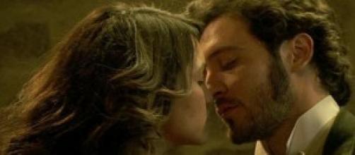 Il Segreto, anticipazioni: Pepa, Tristan e l'amore