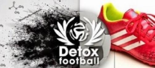La campagna Detox Football di Greenpeace