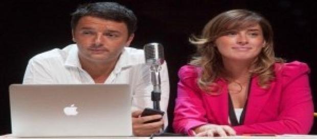 Renzi e la Boschi possibile relazione?