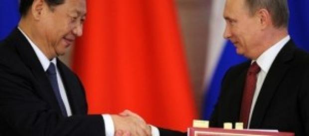 Russia aprirà il gas alla Cina