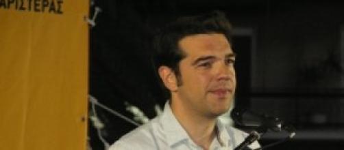 Alexis Tsipras: leader di Syriza