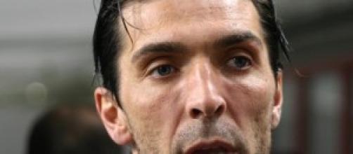 Buffon capitano della nazionale.