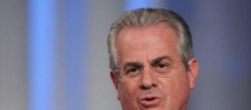 L'ex Ministro dell'Interno Claudio Scajola