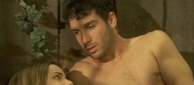 Il Segreto anticipazioni: Juan e Soledad amanti