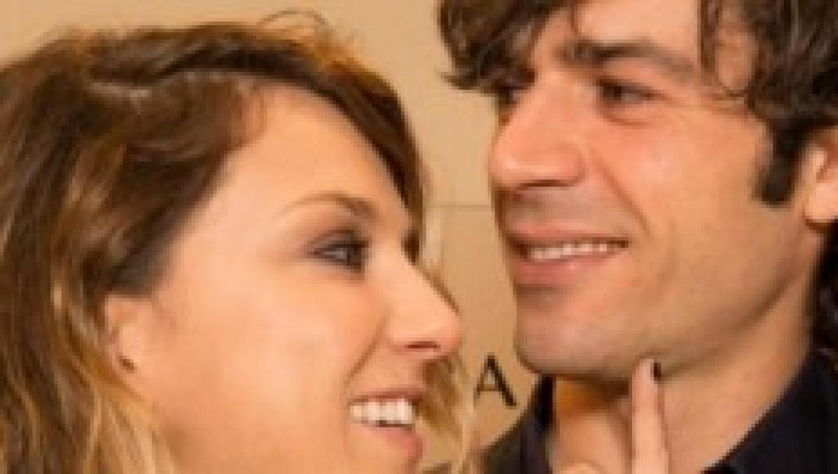 La Moglie Di Luca Argentero Myriam Catania Pizzicata Con Un Altro Uomo Sara Rottura