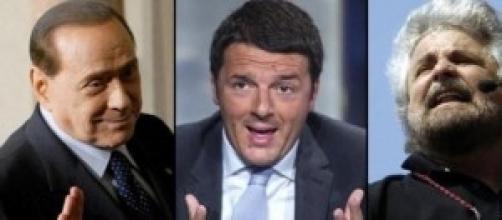 Elezioni Europee 2014: Renzi, Grillo o Berlusconi?