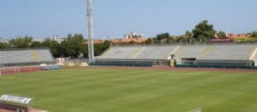 """Lo stadio """"Neri"""" di Rimini teatro della finale"""