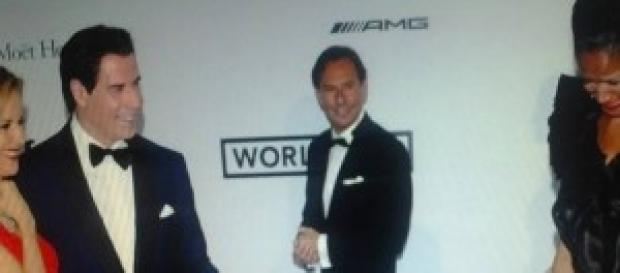 Denny Mendez proposta di matrimonio a Cannes