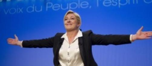 Marine Le Pen, Front National.