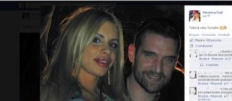Grande Fratello: Veronica Graf e Leonardo Tumiotto