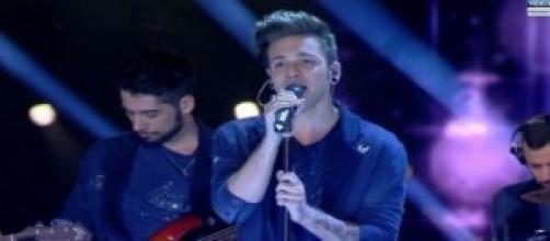 Alessio Bernabei cantante dei Dear Jack