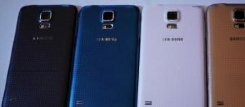 Comprare il Samsung Galaxy S5 on line